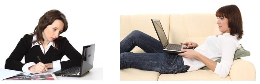 Thuiswerken en ergonomie
