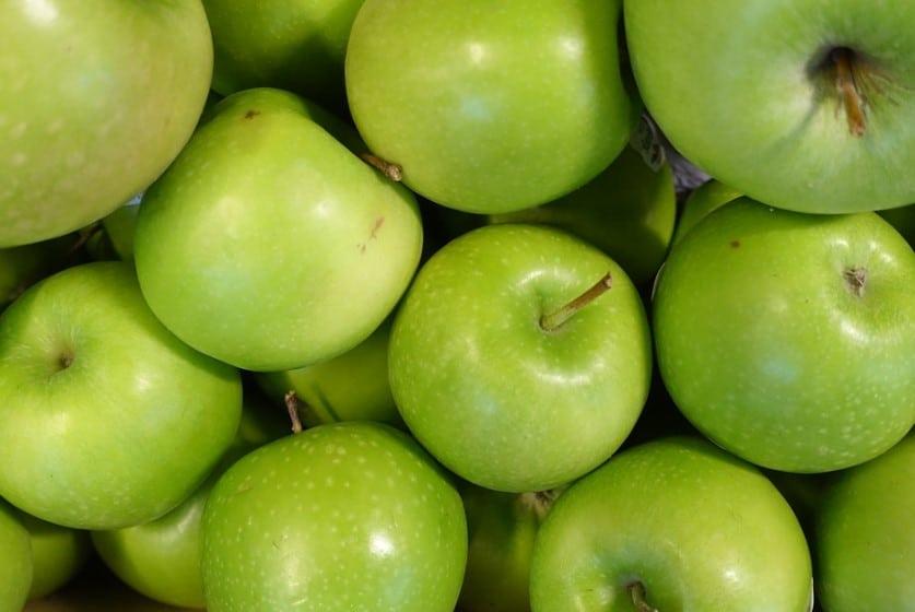 Appels zijn gezond