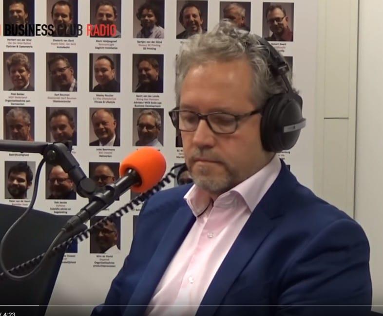 BeterZitten op de radio