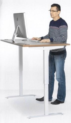 zit sta bureau voor actief staand werken
