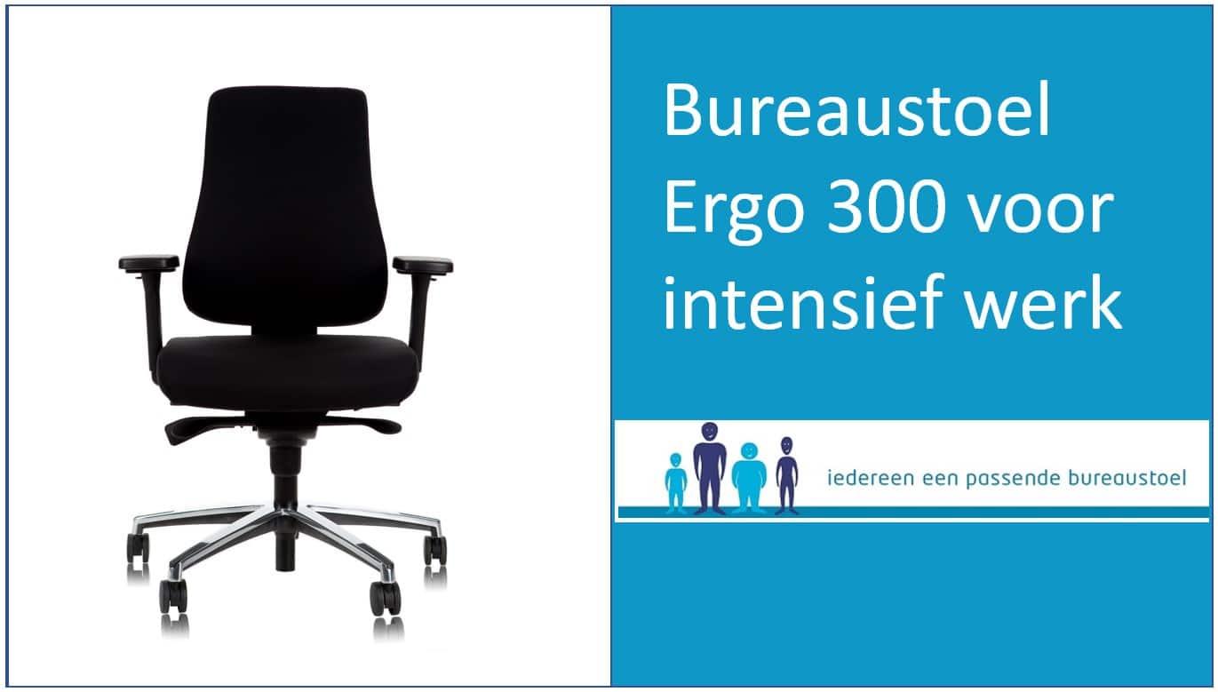 Ergonomische Bureaustoel Ergo 300