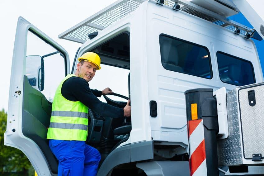chauffeur loopt risico op rugklachten