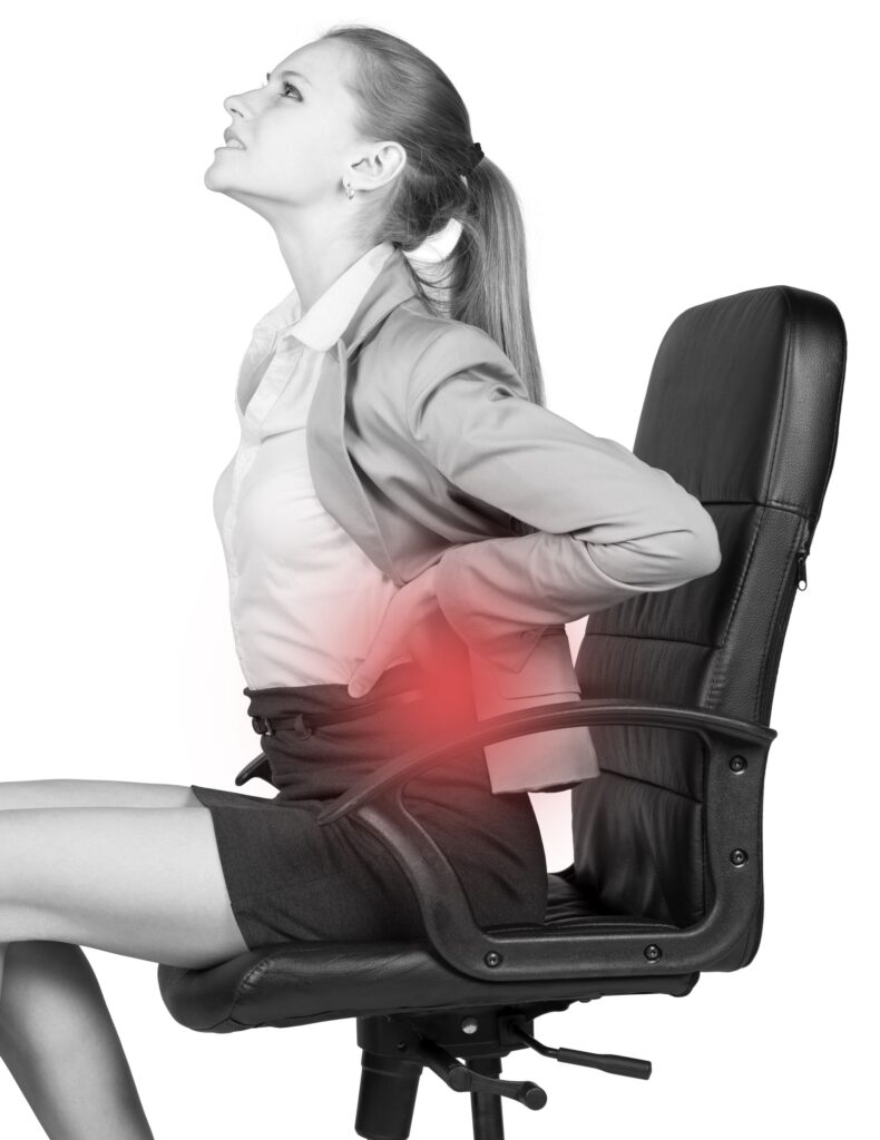 Stoel rugklachten - ergonomische bureaustoel