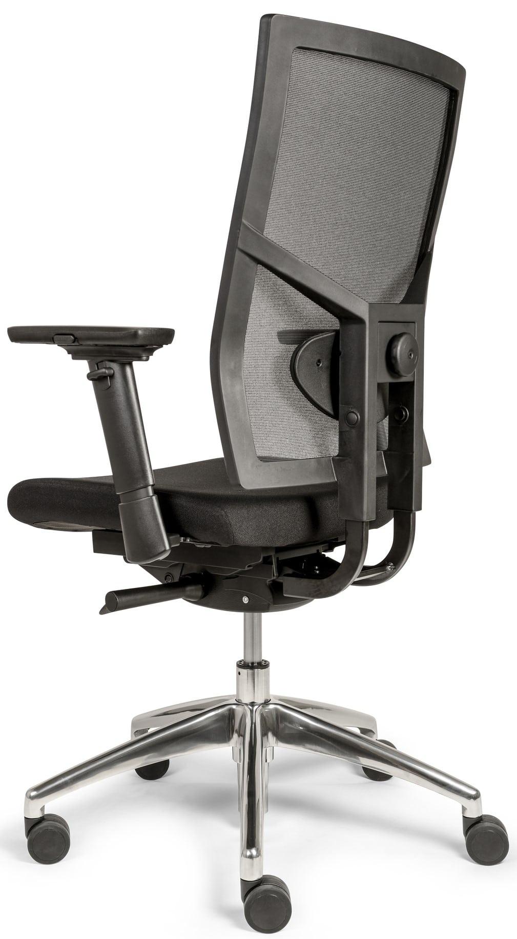 EN 1335 Bureaustoel (TIP) uit voorraad leverbaar thuiswerk